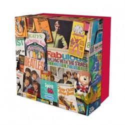 Spirit of the 60s Puzzel - Gift Box (500 stukjes)