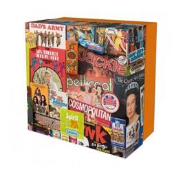 Spirit of the 70s Puzzel - Gift Box (500 stukjes)