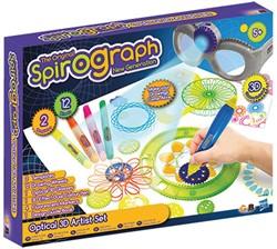Spirograph - 3D Optische Artist Set
