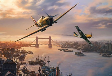 Spitfire Skirmish Puzzel (500 stukjes)