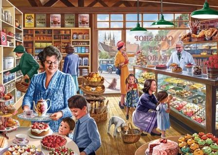 Spoilt for Choice Puzzel (1000 stukjes)