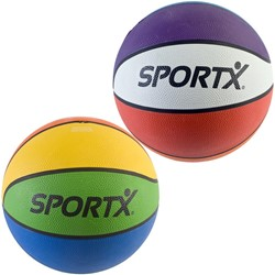 SportX Basketbal Multicolour