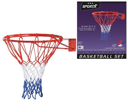 SportX Basketbalring