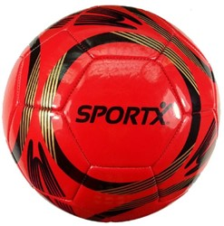 SportX - Voetbal Rood