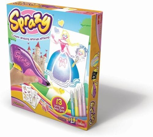 Sprazy Starterset - Princess