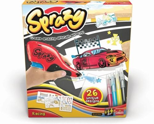 Sprazy Starterset - Racing