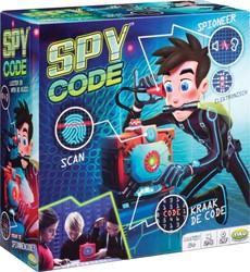 Kluiskraker / Spy Code