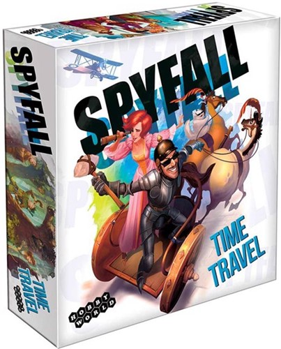 Spyfall - Time Travel