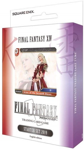 Final Fantasy TCG XIV-19 Starter Set