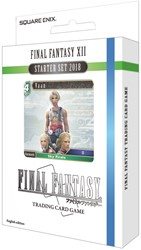 Final Fantasy TCG FF XII-18 Starter Set