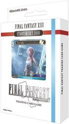 Final Fantasy TCG FF XIII-18 Starter Set