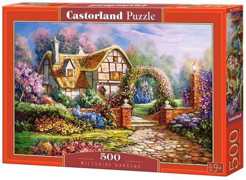 Wiltshire Gardens Puzzel (500 stukjes)