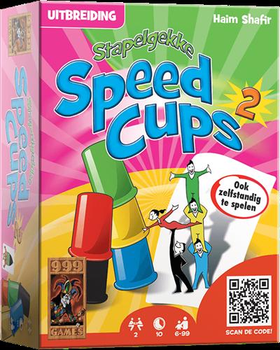 Stapelgekke Speed Cups 2-1