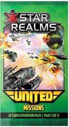 Star Realms - United Missions