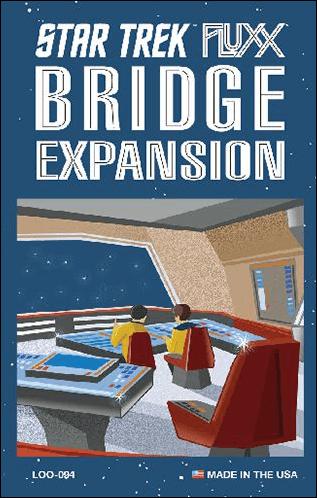 Fluxx Star Trek - Bridge Expansion