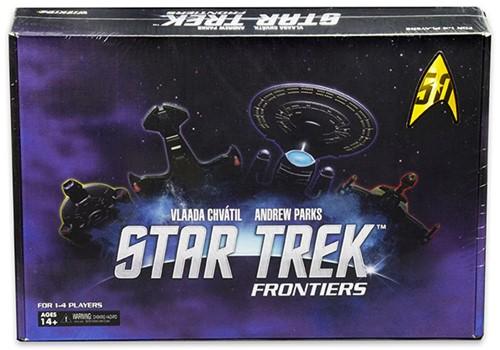 Star Trek Frontiers Board Game