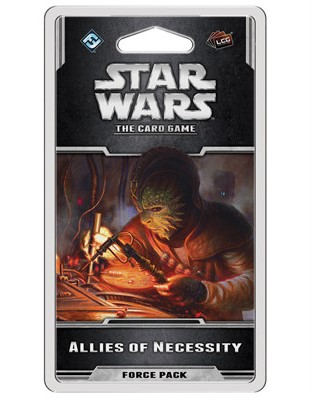 Star Wars The Card Game - Allies of Necessity