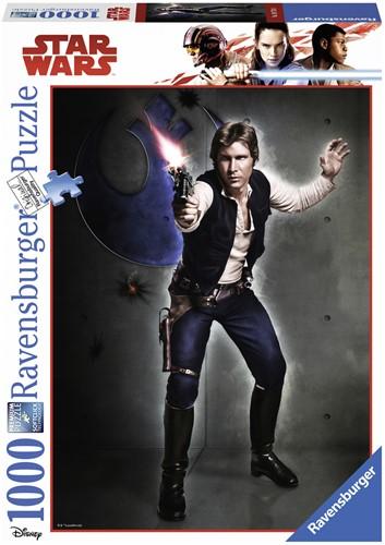 Star Wars - Boba Fett Puzzel (1000 stukjes)