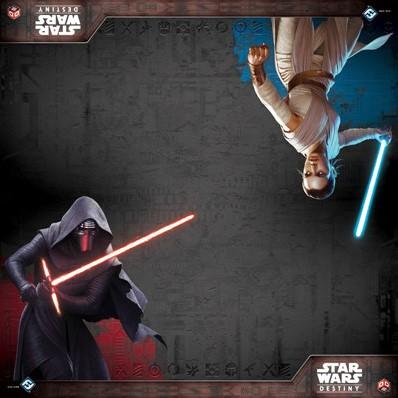 Star Wars Destiny - Awakenings Speelmat-2