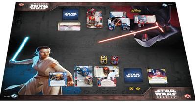 Star Wars Destiny - Awakenings Speelmat-1
