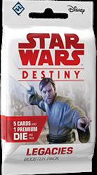 Star Wars Destiny Legacies Boosterbox