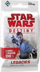 Star Wars Destiny - Legacies Boosterpack
