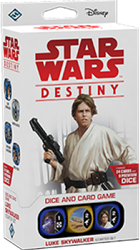 Star Wars Destiny - Luke Skywalker Starter Set