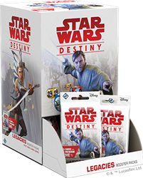 Star Wars Destiny - Legacies Boosterbox