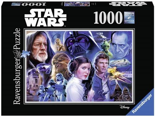 Star Wars VIII - Puzzel 1 (1000 stukjes)