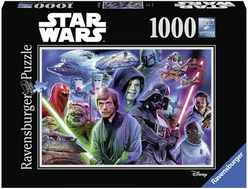 Star Wars VIII - Puzzel 3 (1000 stukjes)