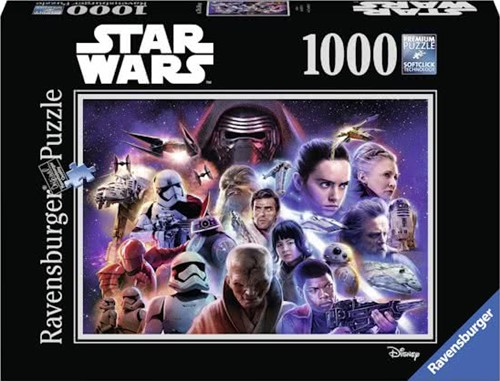Star Wars VIII - Puzzel 4 (1000 stukjes)