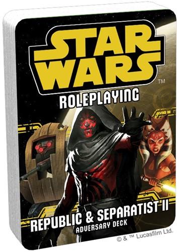 Star Wars RPG - Republic & Separatist 2