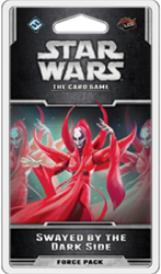 Star Wars Card Game - Swayed by the Dark Side