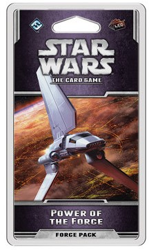 Star Wars The Card Game - Power of the Force