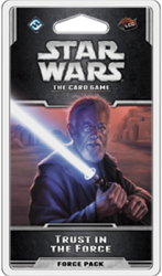 Star Wars The Card Game - Trust in the Force