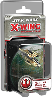 Star Wars X-Wing - Auzituck Gunship