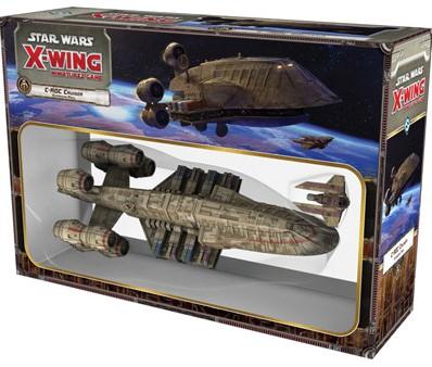 Star Wars X-Wing - C-ROC Cruiser Expansion-1