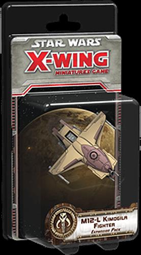 Star Wars X-Wing - M12-L Kimogila