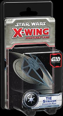 Star Wars X-wing - TIE Striker Expansion