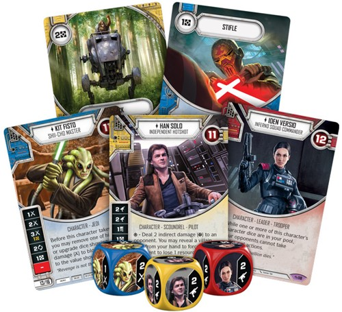 Star Wars Destiny - Across the Galaxy Boosterpack-2