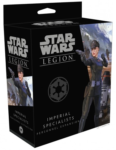 Star Wars Legion - Imperial Specialists Personnel