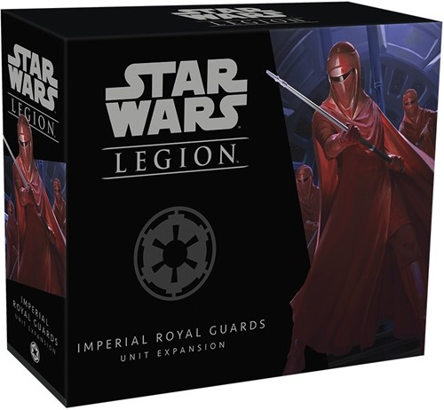 Star Wars Legion Royal Guard Unit Expansion