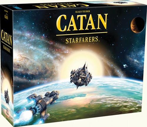 Catan - Starfarers (Doos beschadigd)