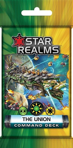 Star Realms - Command Deck The Union
