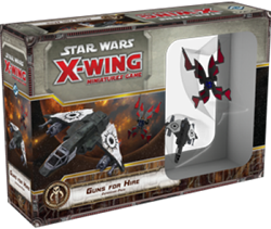 Star Wars X-Wing - Guns For Hire