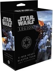 Star Wars Legion E-WEB Heavy Blaster Team Unit