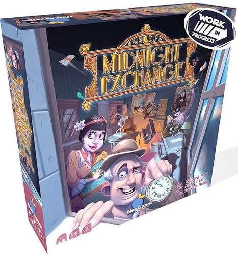Midnight Exchange Bordspel