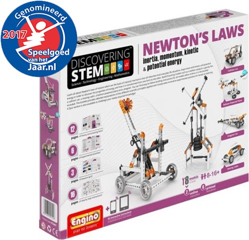 Discovering STEM - Newtons law