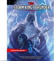 D&D Storm King's Thunder DM Screen