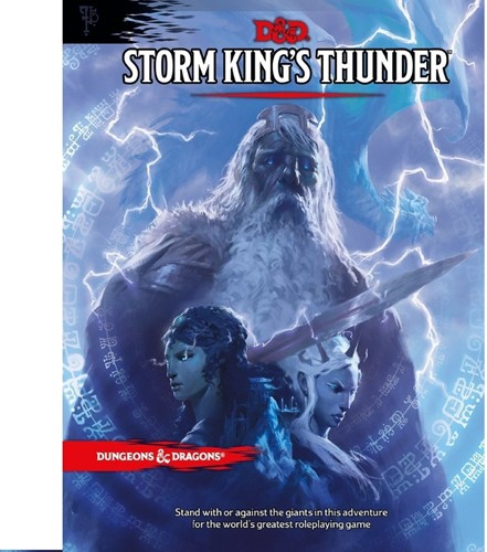 D&D Storm King's Thunder DM Screen